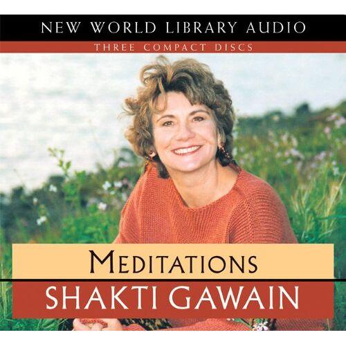Shakti Gawain - Meditations (Gawain, Shakti) - Preis vom 18.06.2021 04:47:54 h