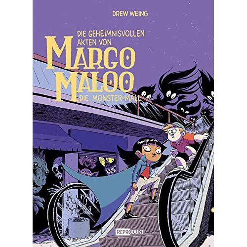 Drew Weing - Margo Maloo 2: Die Monster-Mall - Preis vom 19.06.2021 04:48:54 h