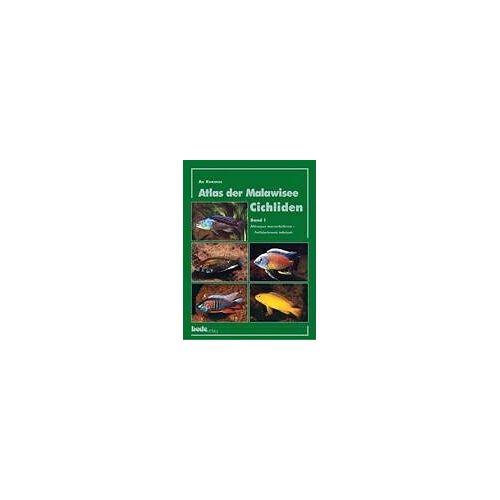 Ad Konings - Atlas der Malawisee Cichliden Bd.1 - Preis vom 14.06.2021 04:47:09 h