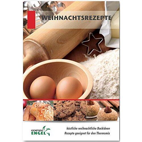 Marion Möhrlein-Yilmaz - Weihnachtsrezepte Rezepte geeignet für den Thermomix: köstliche weihnachtliche Backideen - Preis vom 13.06.2021 04:45:58 h