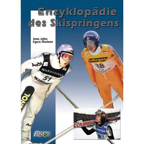 Egon Theiner - Enzyklopädie des Skispringens - Preis vom 22.09.2021 05:02:28 h