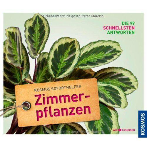 Folko Kullmann - Soforthelfer Zimmerpflanzen - Preis vom 27.07.2021 04:46:51 h