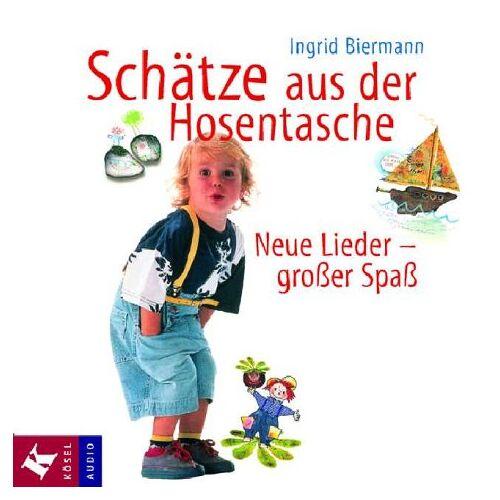 Ingrid Biermann - Schätze aus der Hosentasche, 1 Audio-CD - Preis vom 11.06.2021 04:46:58 h