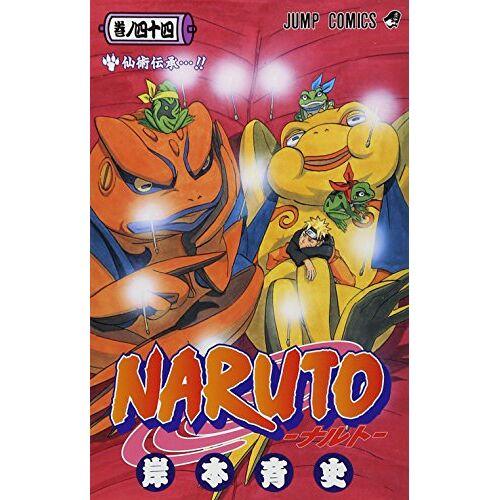 Masashi Kishimoto - Naruto, Volume 44 (Naruto (Japanese)) - Preis vom 17.05.2021 04:44:08 h