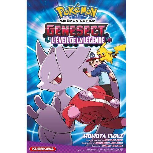 Momota Inoue - Pokémon le film, Genesect et l'éveil de la légende - Preis vom 12.06.2021 04:48:00 h