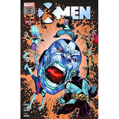 Jeff Lemire - X-Men: Bd. 2 (2. Serie) - Preis vom 11.06.2021 04:46:58 h