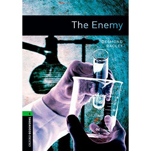 Desmond Bagley - Oxford Bookworms Library: 10. Schuljahr, Stufe 3 - The Enemy: Reader (Oxford Bookworms ELT) - Preis vom 15.06.2021 04:47:52 h