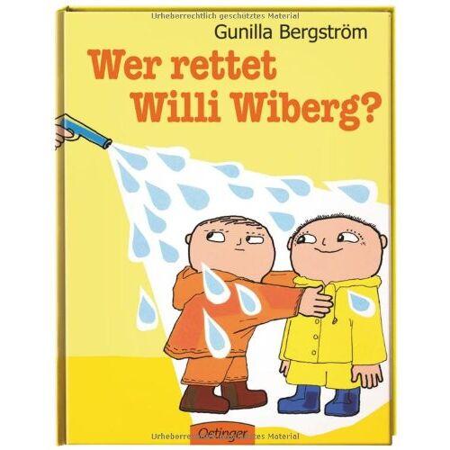 Gunilla Bergström - Wer rettet Willi Wiberg? - Preis vom 23.07.2021 04:48:01 h