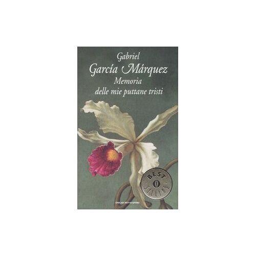 Gabriel García Márquez - Memoria delle mie puttane tristi - Preis vom 17.06.2021 04:48:08 h