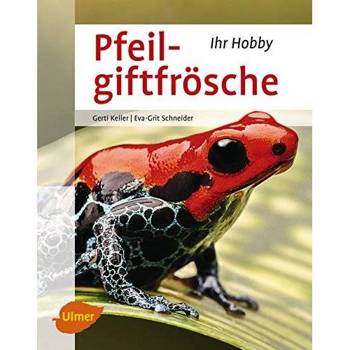 Gerti Keller - Pfeilgiftfrösche - Preis vom 17.05.2021 04:44:08 h