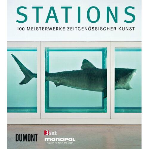 Amélie von Heydebreck (Hg.) - Stations - 100 Meisterwerke zeitgenössischer Kunst. Special Edition mit DVD - Preis vom 13.06.2021 04:45:58 h