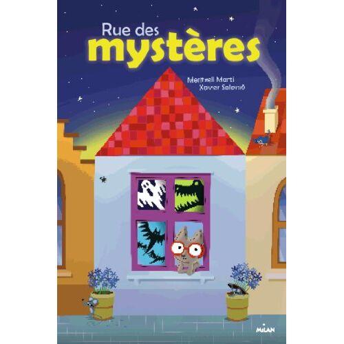 Meritxell Marti - Rue des mystères - Preis vom 19.06.2021 04:48:54 h