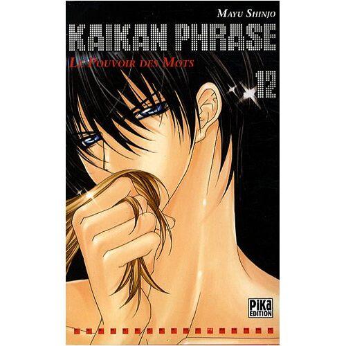 Mayu Shinjo - Kaikan Phrase, Tome 12 : - Preis vom 13.09.2021 05:00:26 h