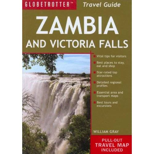 William Gray - Globetrotters Zambia and Victoria Falls (Globetrotter Travel Packs) - Preis vom 16.06.2021 04:47:02 h