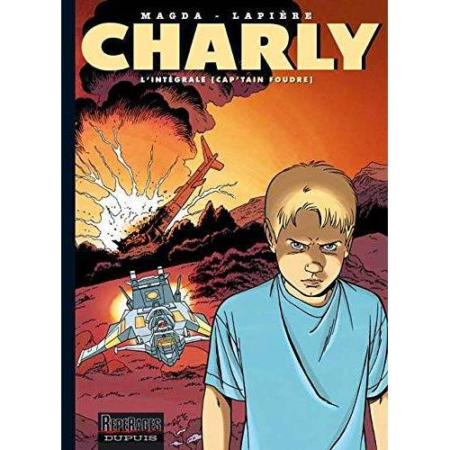 Magda - CHARLY L'INTEGRALE T1 (CAP'TAIN FOUDRE) (CHARLY (INTEGRALE) (1)) - Preis vom 12.09.2021 04:56:52 h