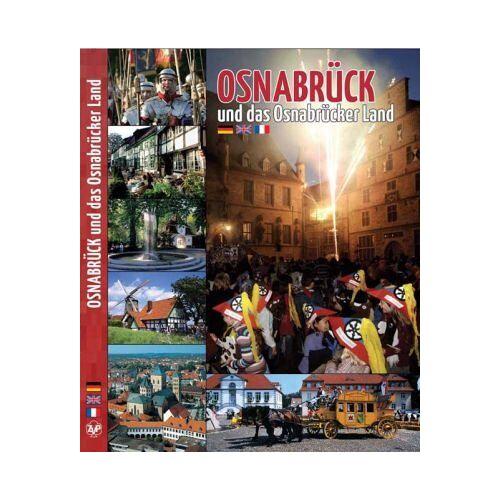 Hrsg. Horst Ziethen - OSNABRÜCK - Entdeckungsreise durch Osnabrück und das Osnabrücker Land - Texte in Deutsch/Englisch/Französisch - Preis vom 17.06.2021 04:48:08 h