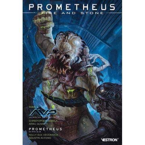 - Prometheus : Fire and Stone T03 3 - AvP / Prometheus Omega: Alien vs Predator: Fire and Stone / Prometheus: Fire and Stone - Omega - Preis vom 18.06.2021 04:47:54 h
