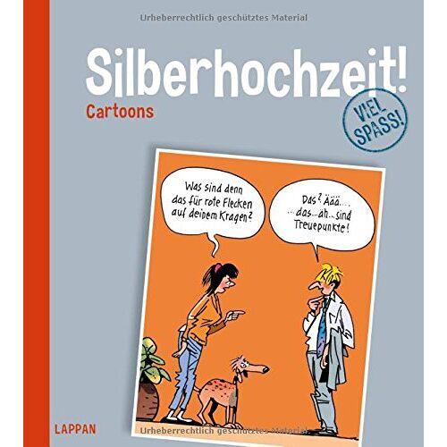 Various - Silberhochzeit!: Cartoons - Preis vom 15.06.2021 04:47:52 h