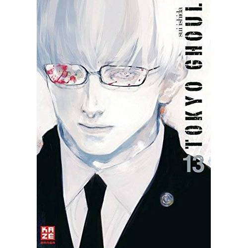 Sui Ishida - Tokyo Ghoul 13 - Preis vom 17.06.2021 04:48:08 h