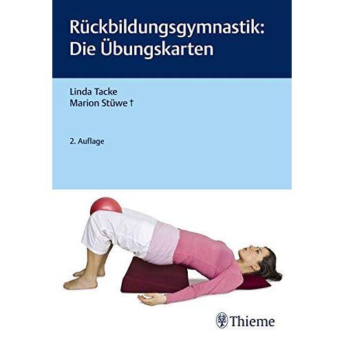 Linda Tacke - Rückbildungsgymnastik: Die Übungskarten (Edition Hebamme) - Preis vom 30.07.2021 04:46:10 h