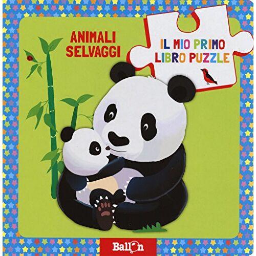 - Animali selvaggi. Il mio primo libro puzzle (Mon premier livre puzzle) - Preis vom 15.06.2021 04:47:52 h