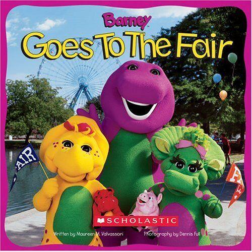 - Barney Goes to the Fair (Go To... (Barney)) - Preis vom 17.05.2021 04:44:08 h