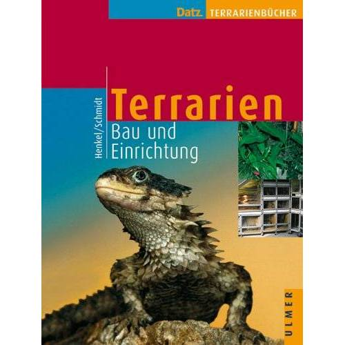 Friedrich-Wilhelm Henkel - Terrarien. Bau und Einrichtung - Preis vom 16.05.2021 04:43:40 h