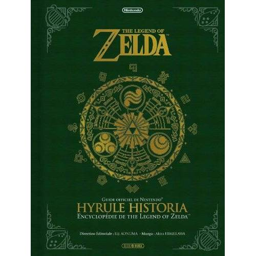 Nintendo - Zelda - Hyrule Historia - Preis vom 23.09.2021 04:56:55 h
