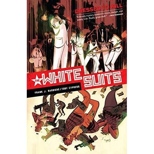 Barbiere, Frank J. - White Suits (The White Suits) - Preis vom 13.06.2021 04:45:58 h