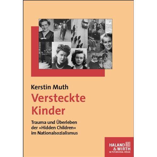 Kerstin Muth - Versteckte Kinder - Preis vom 14.10.2021 04:57:22 h