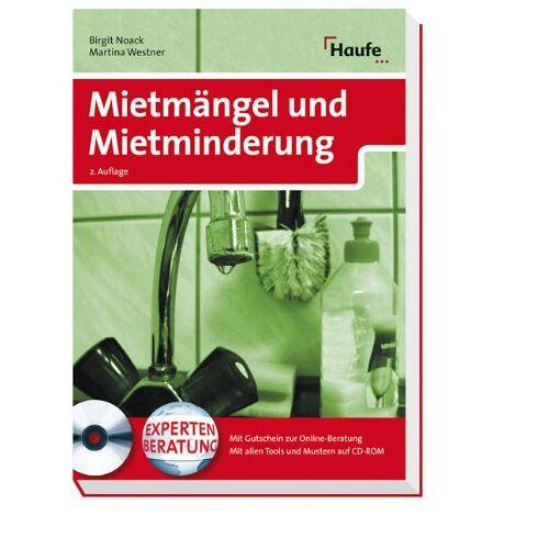Birgit Noack - Mietmängel und Mietminderung - Preis vom 17.06.2021 04:48:08 h
