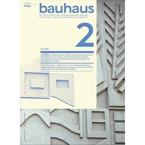 Sharon Rotbard - Bauhaus. Zeitschrift der Stiftung Bauhaus. Heft 2 (Bauhaus Magazine) - Preis vom 18.06.2021 04:47:54 h