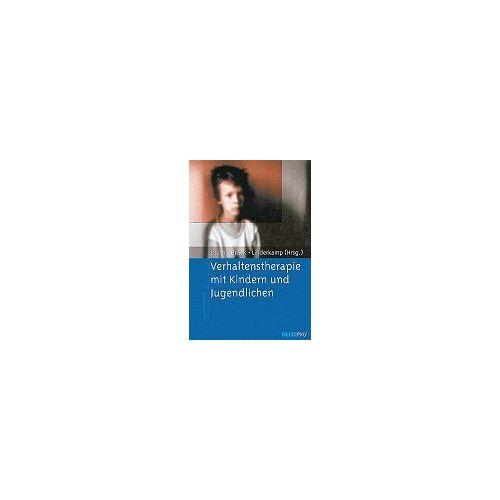 Lauth, Gerhard W. - Verhaltenstherapie mit Kindern und Jugendlichen - Preis vom 30.07.2021 04:46:10 h