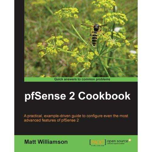 Matt Williamson - pfSense 2 Cookbook - Preis vom 15.06.2021 04:47:52 h