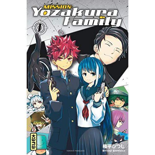 - Mission: Yozakura family - Tome 1 - Preis vom 21.06.2021 04:48:19 h