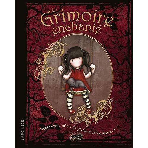 - Le Grimoire enchanté de Gorjuss - Preis vom 21.06.2021 04:48:19 h