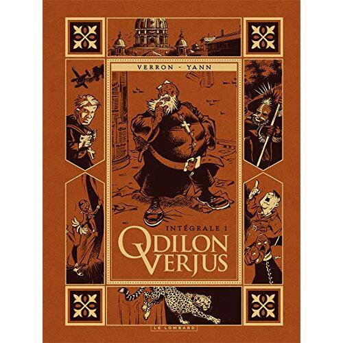 - Intégrale Odilon Verjus - Tome 1 (Intégrales Lombard) - Preis vom 12.09.2021 04:56:52 h