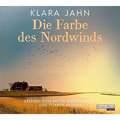 Klara Jahn - Die Farbe des Nordwinds - Preis vom 12.06.2021 04:48:00 h
