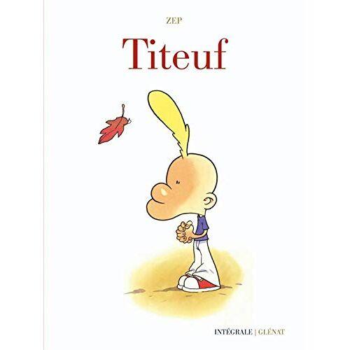Zep - Titeuf : Intégrale (Titeuf (Intégrale 40 ans)) - Preis vom 14.06.2021 04:47:09 h