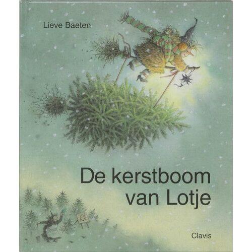 L. Baeten - De kerstboom van Lotje / druk 1 - Preis vom 23.07.2021 04:48:01 h