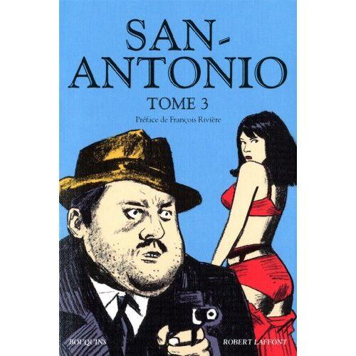 San-Antonio - San-Antonio : Tome 3 - Preis vom 15.06.2021 04:47:52 h