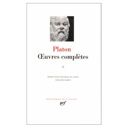 Platon - Platon : Oeuvres complètes, tome 2 - Preis vom 11.06.2021 04:46:58 h