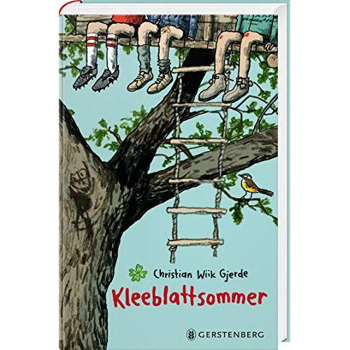Christian Wiik Gjerde - Kleeblattsommer - Preis vom 17.06.2021 04:48:08 h