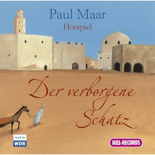 Paul Maar - Der verborgene Schatz. CD - Preis vom 19.06.2021 04:48:54 h