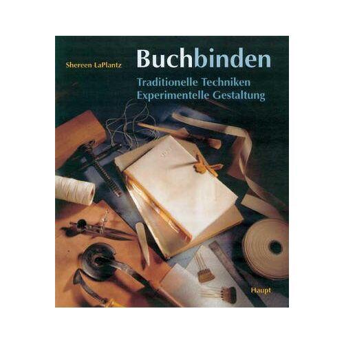 Shereen Laplantz - Buchbinden - Preis vom 16.06.2021 04:47:02 h