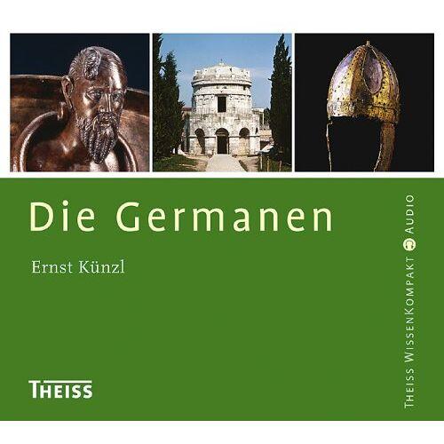 Ernst Künzl - Die Germanen - Preis vom 13.06.2021 04:45:58 h