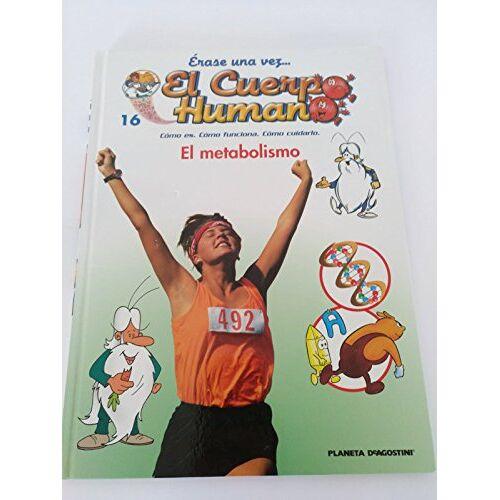 - El Metabolismo - Preis vom 19.06.2021 04:48:54 h