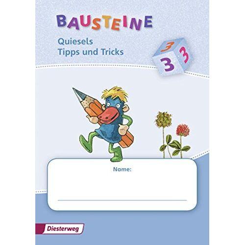 - BAUSTEINE Sprachbuch: Quiesels Tipps 3 - Preis vom 11.06.2021 04:46:58 h
