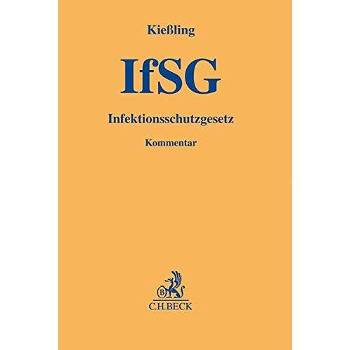Andrea Kießling - Infektionsschutzgesetz - Preis vom 22.06.2021 04:48:15 h