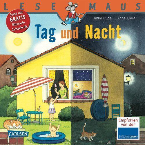 Imke Rudel - LESEMAUS, Band 119: Tag und Nacht - Preis vom 03.08.2021 04:50:31 h
